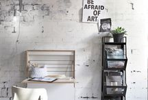 Small Office Space Industrial Design