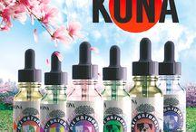 Kona All Natural E-Juice
