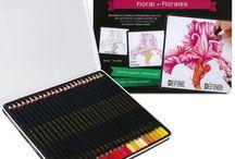 Spectrum Noir Pencils / Brand new Spectrum Noir pencils!! Now available in our boutique! / by Scrapbooking With ME Boutique