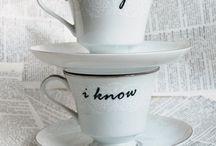 Coffee Cups and Mugs