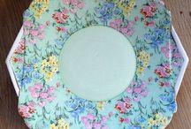Beautiful bone china...
