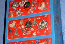 my works Decoupage Art / my personal handmade portofolio