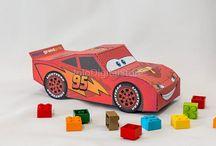 Cars Pixar Disney Party