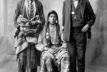 Blackfeet warriors