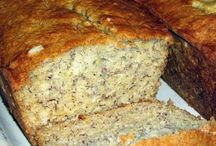 Recipes / Banana bread