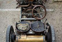 Cars steam prop