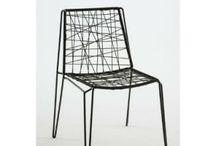 Idées de décoration : Black and White / De nombreux produits chez Raphaele. De quoi piocher pleins de bonne idées pour votre intérieur. A consommer sans modération !
