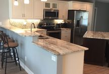 White Kitchen / White Kitchen Idea KB Builders Home Builder, Remodeling + Design Tampa FL