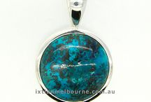 Bespoke modern Pendants / Unique pendants designed and produces exclusively for Ixtlan Melbourne Jewellery Store