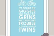 Twins / by Susana Mejia
