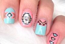 Makeup and nail art / by Madison Kelly