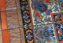 Patterns - Persian, neo-romanticism, african etc