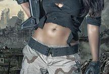 Donne armate