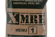 Military food