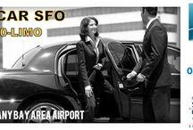 TOWN CAR SFO / SAN FRANCISCO AIRPORT TO SAN FRANCISCO CITY $ 75  CALL  1-844-515-LIMO
