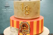 Harry Potter Cakes / Cakes inspired by popular Harry Potter series.