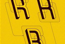 Typeface / by Freeman Trai