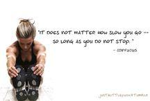 General fitness stuffs / Inspiration, motivation - just give'r!