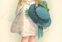 Vintage Christmas images
