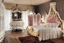 Rococo/ French / Contemporary french style.