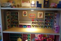 Shopkins display