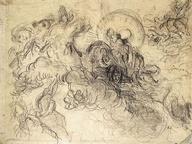Eugene Delacroix Drawings