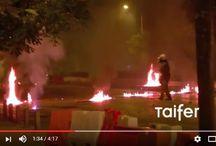 Νύχτα τρόμου χτες βράδυ στη Θεσσαλονίκη