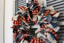 At Home Ideas: DIY Wreaths