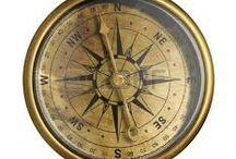 compass, compass rose