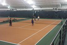 Tennis  / Tennis here at Cedar Springs! #Tennis #Burlington #CedarSprings