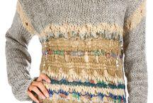 Inspiration / Knitting, crochetting