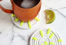Coasters & Table Accessories / by Pam Beck