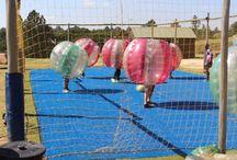Bubble Soccer at Jozi X