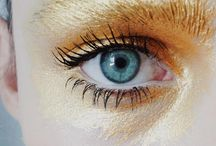 golden makeup inspiration