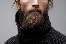 Bearded Models / Handsome Bearded Models around the world