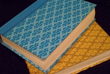 Reader's Digest Condensed Book LOVE! / My favorite item to upcycle, so it deserves its own board.