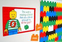 James Lego party