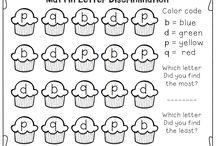 muffin letter discrimination