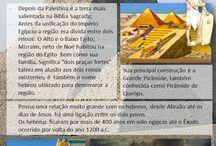 História e Geografia Bíblica