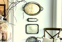 Vintage Wall Decor - Objects As Art