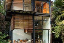 architectur, interior & exterior