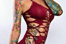 SG / Body art