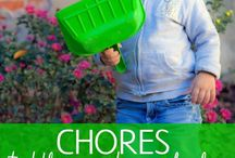Chores and responsibility
