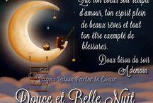 Bonne soirée et bonne nuit les amis