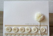 Scrapbooking cards / Inspirations for scrapbook cards