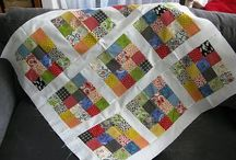 baby quilts / by Pam Barnette