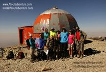 Mt Damavand trekking - August 2016 / Slovenian Group leaded by Mr. Boris Cergol climbed Mt. Damavand with Atour Adventure Group. all the 10 peoples reached to summit successful. see you again Slovenian climbers here www.Atouradventure.com