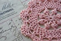 crochet corner / by PaperButtercup