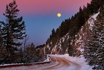 Scenic Highways and country sides / by Jerry Miller