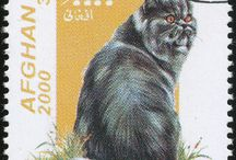 If you like stamps with cats